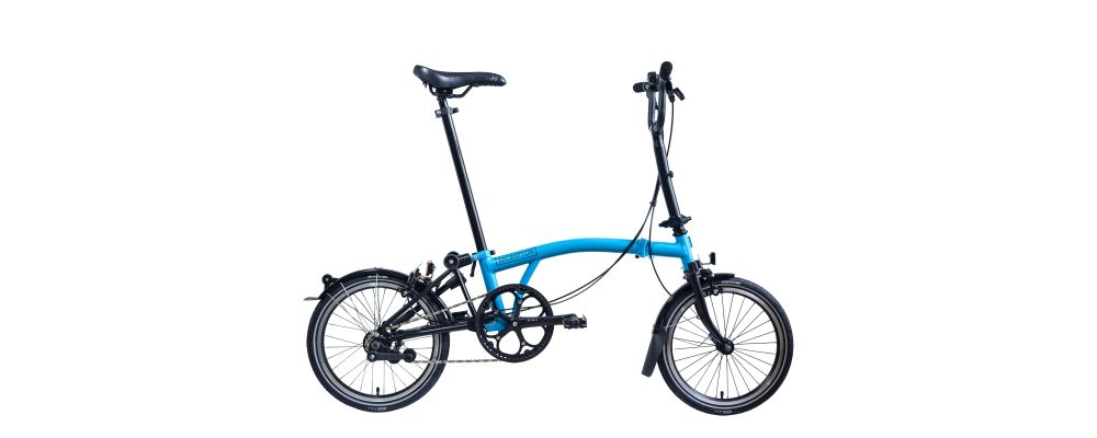 Alugue uma Brompton a partir de 6,66€ por dia!<br />Rent a Brompton from 6,66€ per day!