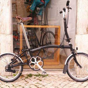 Brompton bike.POP