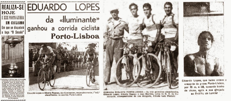 Eduardo Lopes Vencedor