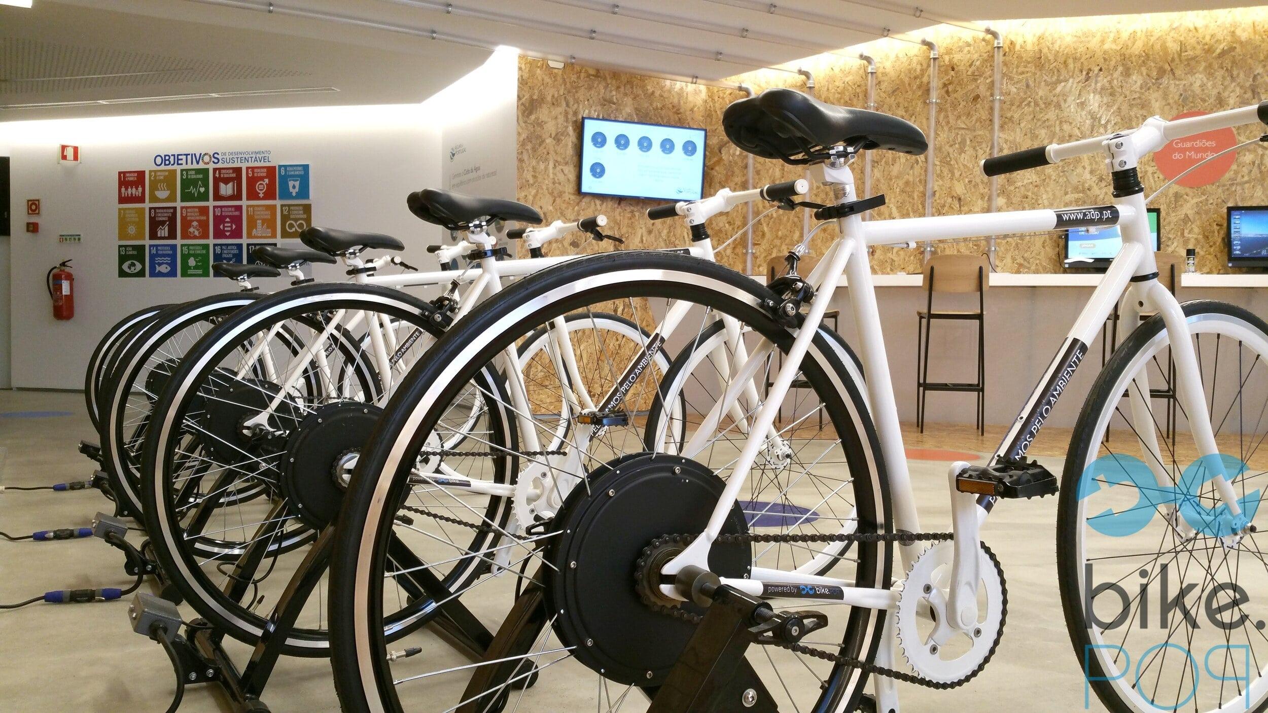 Sistema Energia a Pedal Bike.POP